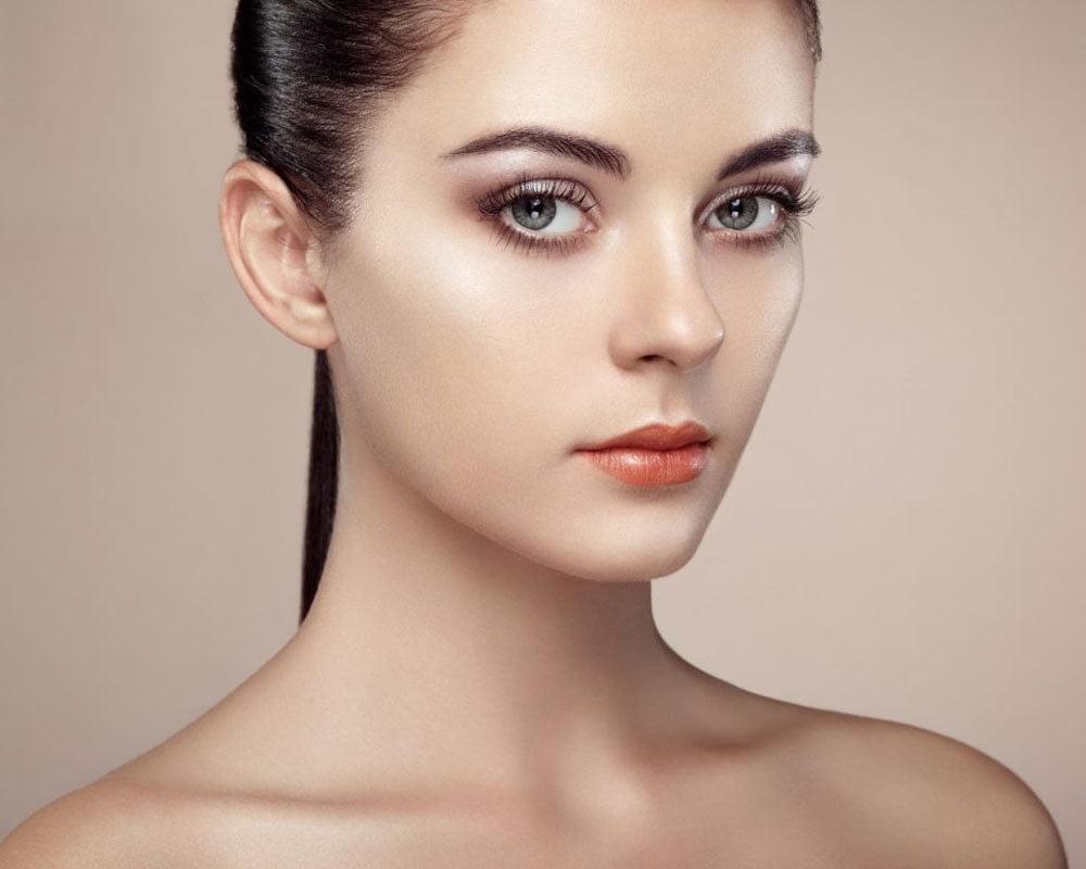 Water-Based Makeup