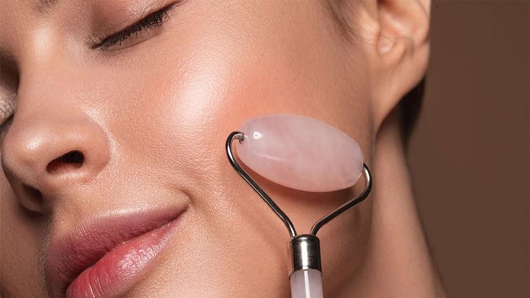 Face Roller- Benefits of Face Massage Roller