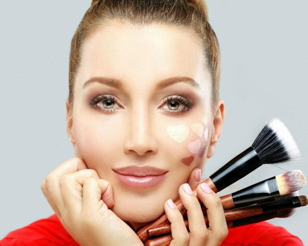 Types of Face Makeup